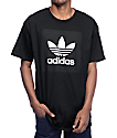 adidas Blackbird Black T-Shirt