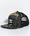 adidas Men's Camo Trucker Hat