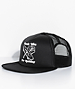 adidas Men's Thanks Black Strapback Hat