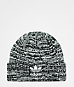 adidas Original Trefoil Black & White Beanie