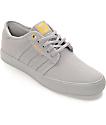 adidas Seeley Mono Grey Canvas Shoes