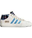 adidas Snoop x Gonz LA Stories Matchcourt Mid White Shoe