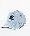 adidas Trefoil Denim Baseball Hat