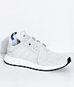 adidas Youth Xplorer Grey, Blue & White Shoes