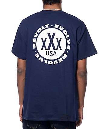 10 Deep 365 Navy T-Shirt