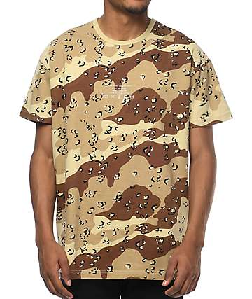10 Deep Corps Surplus Desert Chips T-Shirt