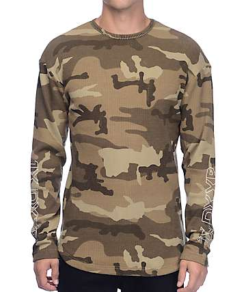 10 Deep DVSN Thermal Camo T-Shirt