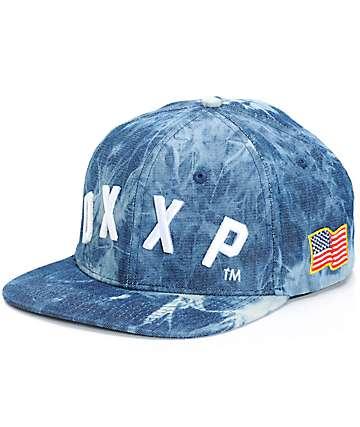 10 Deep DXXP Tie Dye Snapback Hat