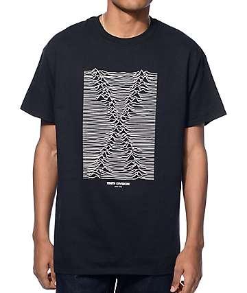 10 Deep Deeper Pleasures Black T-Shirt