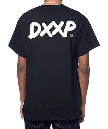 10 Deep Gestures Black T-Shirt