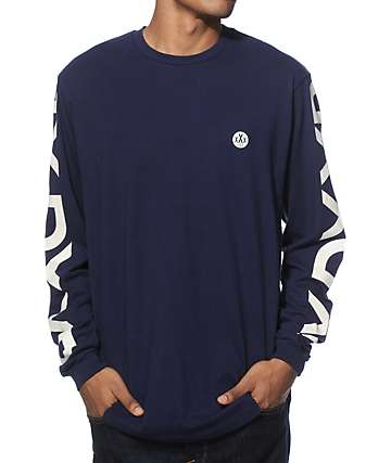 10 Deep Ironside Scoop Long Sleeve T-Shirt