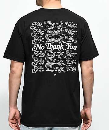 10 Deep Many Returns Black T-Shirt