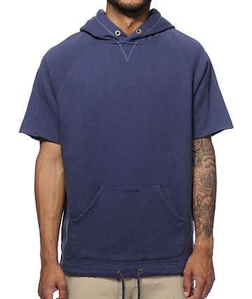 10 Deep Mothra Short Sleeve Hoodie