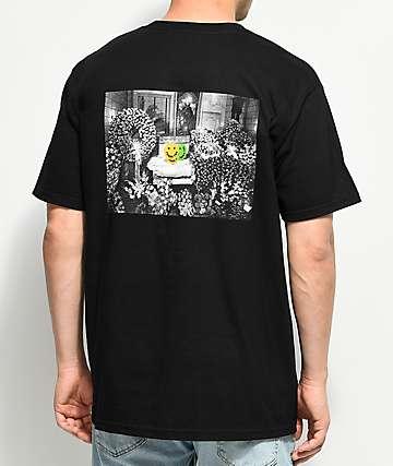 10 Deep Passing On Black T-Shirt