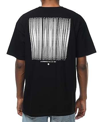 10 Deep Reaper camiseta negra