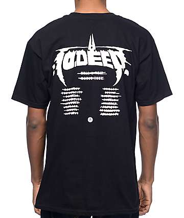 10 Deep Roady Black T-Shirt