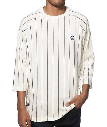 10 Deep Scoop Baseball T-Shirt