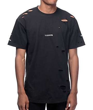 10 Deep Slicer Black T-Shirt