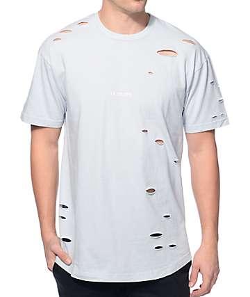 10 Deep Slicer Light Blue T-Shirt