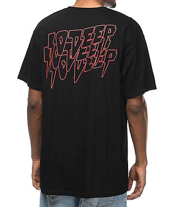 10 Deep Sound & Fury Black T-Shirt