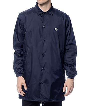 10 Deep Sound & Fury Coach Trench Jacket