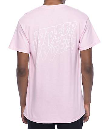 10 Deep Sound & Fury Pink T-Shirt