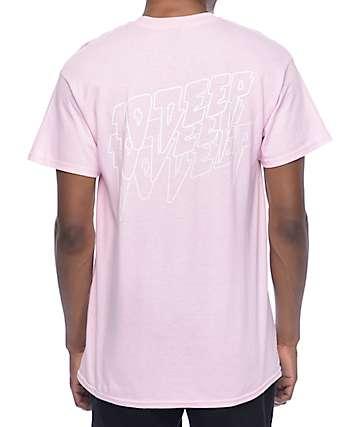 10 Deep Sound & Fury Pink T-Shirt