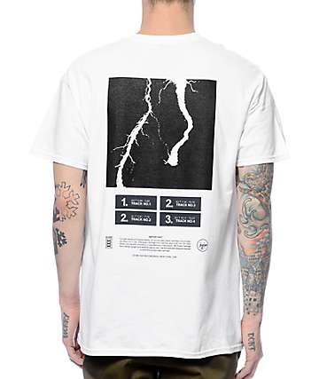 10 Deep Strike Twice White T-Shirt