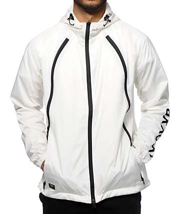 10 Deep Triple Zip Jacket