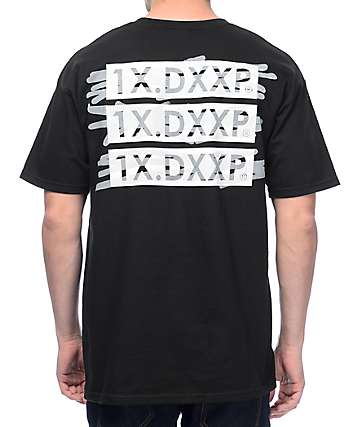 10 Deep WTH? Black T-Shirt