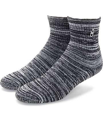 40's & Shorties Speckle calcetines negros