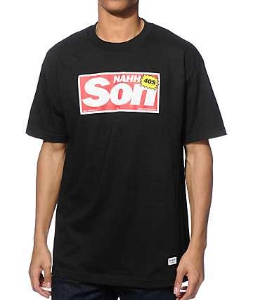 40s & Shorties Nahh Son T-Shirt