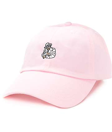 40s & Shorties Pimp C Pink Dad Hat