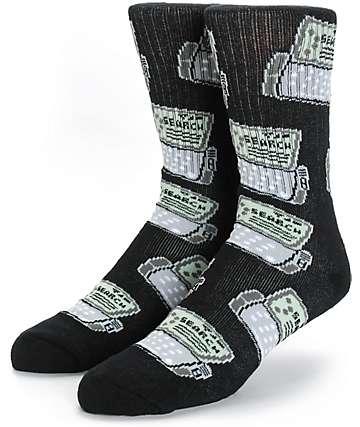 40s & Shorties Sidekick Crew Socks