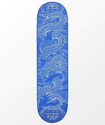 """5Boro Akira Ishizawa 8.25"""" Skateboard Deck"""