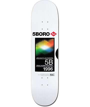 "5Boro Dulout VHS Series 8.0"" Skateboard Deck"
