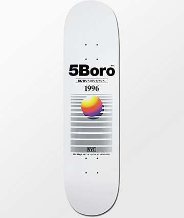 "5Boro Head Cleaner VHS Series 8.0""  Skateboard Deck"