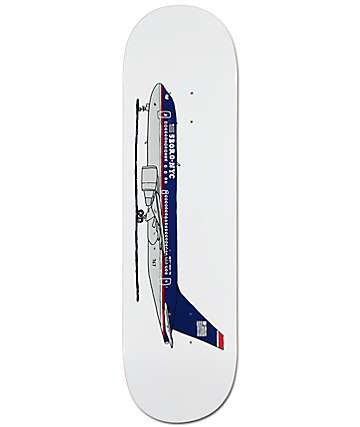 "5Boro Manhattan Airplane 8.5"" Skateboard Deck"