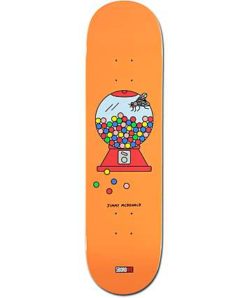 "5Boro McDonald GA Series 8.12"" Skateboard Deck"