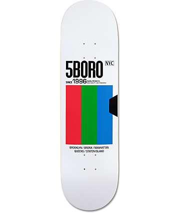"5Boro Pensyl VHS Series 8.5"" Skateboard Deck"