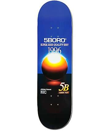 "5Boro Trahan VHS II Series 8.5"" Skateboard Deck"