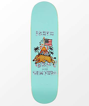 "5Boro Willy Akers 8.5"" Skateboard Deck"
