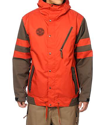 686 Authentic Class 10K Insulated Snowboard Jacket