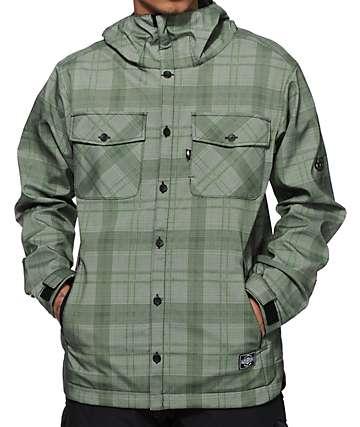 686 Authentic Hunter 10K Softshell Snowboard Jacket