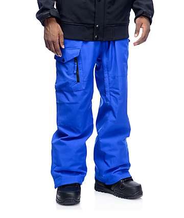 686 Authentic Rover 10K pantalones de snowboard en azul
