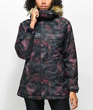 686 Dream Camo Rose 10K Snowboard Jacket
