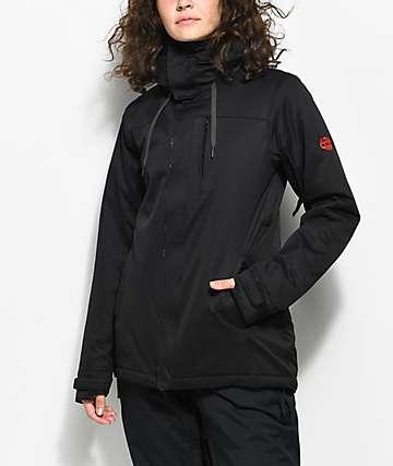 686 Eden Black 10K Snowboard Jacket
