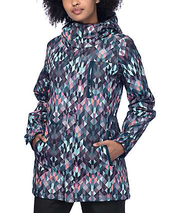 686 Eden Kaleidoscope 10K Snowboard Jacket