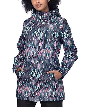 686 Eden Kaleidoscope 10K chaqueta de snowboard