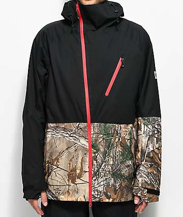 686 GLCR Hydra Thermagraph Real Tree 20K Snowboard Jacket